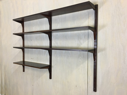 additional images for Rosewood Wall-Mounted Shelving from Denmark