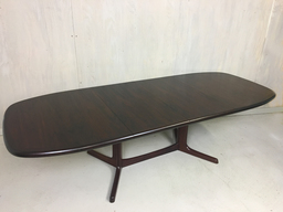 additional images for Danish Modern Rosewood Dining Table by Dyrlund