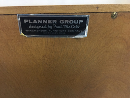 additional images for Paul Mccobb Planner Group Bookcase