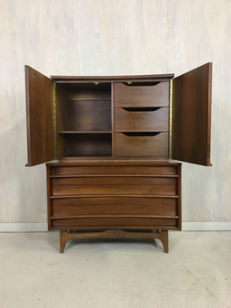 additional images for Young Manufacturing Highboy Bureau
