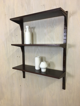 additional images for Rosewood Wall-Mounted Shelving