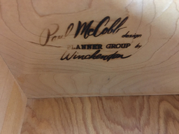 additional images for Paul McCobb Planner Group Maple Six Drawer Dresser