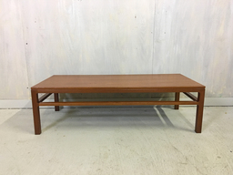 additional images for Danish Modern Teak Coffee Table for Illums Bolighus of Denmark