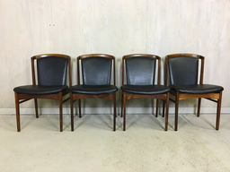 additional images for Set of 4 Erik Buch Rosewood Dining Chairs