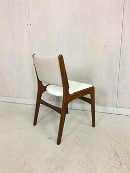 additional images for  Set of Henning Kjaernulf Danish Modern Teak Dining Chairs