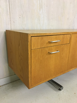 additional images for Hans Eichenberger Oak Credenza for Stendig