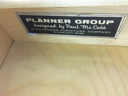 additional images for SALE - Paul McCobb Maple Planner Group Desk