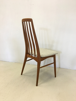 additional images for  Danish Modern Teak Dining Chairs by Niels Koefoed