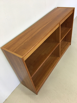 additional images for Danish Modern Cherry Bookcase