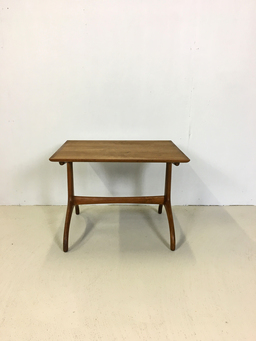 additional images for Henredon Walnut Side Table