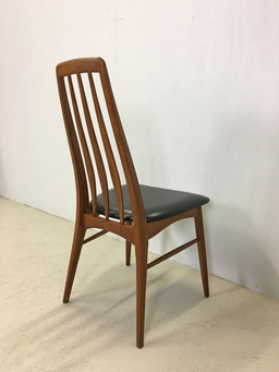 additional images for Danish Modern Teak Dining Chairs by Neils Koefoed