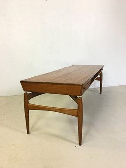 additional images for Danish Modern Teak Coffee Table by Johannes Andersen