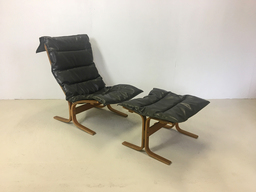 additional images for Westnofa Sling Lounge Chair with Ottoman
