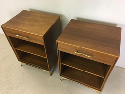 additional images for Pair of Rway Mahogany Bedside Tables
