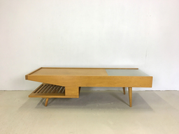 additional images for Brown Saltman Coffee Table by John Keal