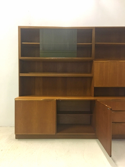 additional images for  Teak Wall Unit by McIntosh