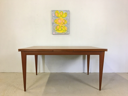additional images for Danish Modern Teak Extension Table