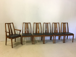 additional images for Danish Modern Teak Dining Chairs by Nathan of Britain