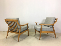 additional images for Pair of Conant Ball Lounge Chairs by Russel Wright