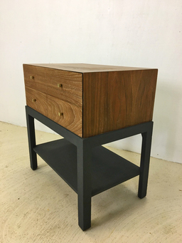 additional images for Mid Century Albert Accent Table/Nighstand
