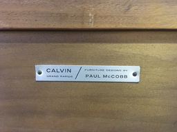 additional images for Paul McCobb King Headboard for Calvin
