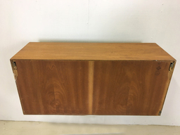 additional images for Danish Moden Teak Desk Cabinet