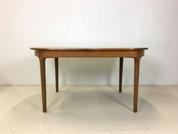 additional images for Nathan of Britain Danish Modern Teak Butterfly Table