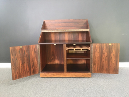 additional images for Rosewood Bar Cabinet by Bruksbo of Norway
