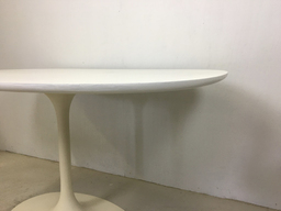 additional images for Burke Oval Tulip Table in Style of Eero Saarinen