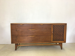 additional images for Lane Perception Walnut Credenza