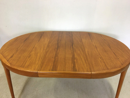 additional images for Danish Modern Koefoed-Larsen Extending Teak Dining Table