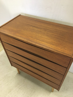 additional images for Danish Modern Teak Dresser