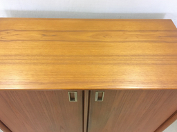 additional images for Teak Wardrobe/Gentleman's Chest
