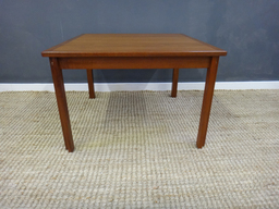 additional images for Mid Century Square Teak Coffee Table
