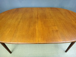 additional images for Mid Century Danish Modern Teak Dining Table
