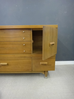additional images for Mid Century Walnut Credenza