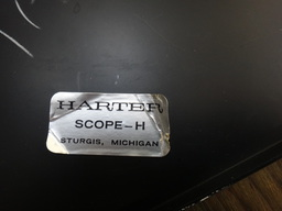 additional images for Harter Chrome and Vinyl Bench
