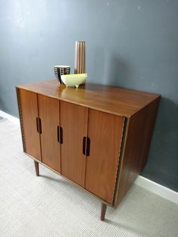 additional images for Mid Century Walnut Cabinet