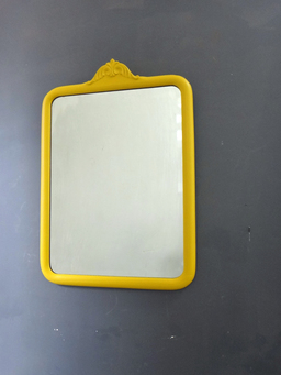 additional images for Antique Painted Mirror
