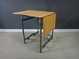 additional images for Vintage Wood & Metal Typing Stand