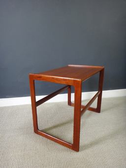 additional images for Danish Modern Teak Side Table