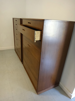 additional images for Set of Mahogany Mid Century Bureaus