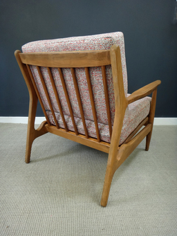 additional images for Classic Mid Century Conant Ball Lounge Chair