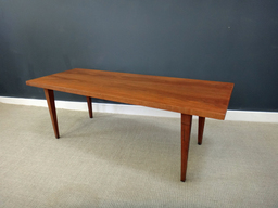 additional images for  Mid Century Walnut Coffee Table