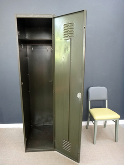 additional images for Green Metal Locker