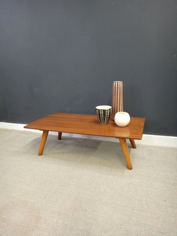 additional images for Mid Century Low Side Table