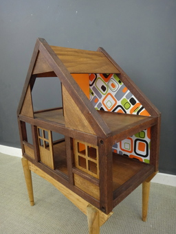 additional images for Danish Modern Doll House