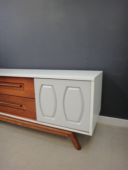 additional images for Mid Century Low Credenza