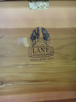 additional images for Lane Cedar Chest