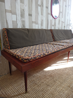 additional images for  Mid Century Platform Couch
